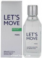 Benetton Lets Move EDT,offer on Benetton Lets Move EDT,discount on Benetton Lets Move EDT,deal on Benetton Lets Move EDT