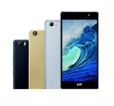 LYF WATER F1S,discount on LYF WATER F1S,offer on LYF WATER F1S,4G VoLTE mobile at low price,4G VoLTE mobile offer,latest 4G VoLTE mobile price