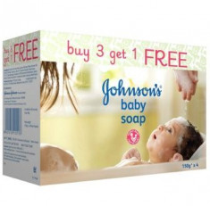 Johnson's baby soap,offer on Johnson's baby soap,discount on Johnson's baby soap,lowest price Johnson's baby soap