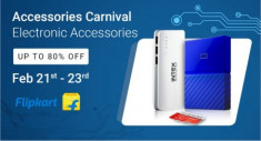 Accessories Carnival sale,offer on Accessories Carnival,flipkart Accessories Carnival