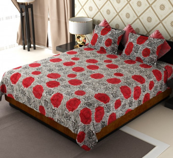 Double Bedsheet with 2 Pillow Covers,discount on Double Bedsheet with 2 Pillow Covers,Double Bedsheet with 2 Pillow Covers at lowest price,Double Bedsheet with 2 Pillow Covers atbest price