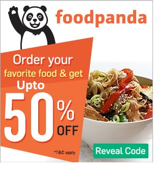Food discount coupons pune