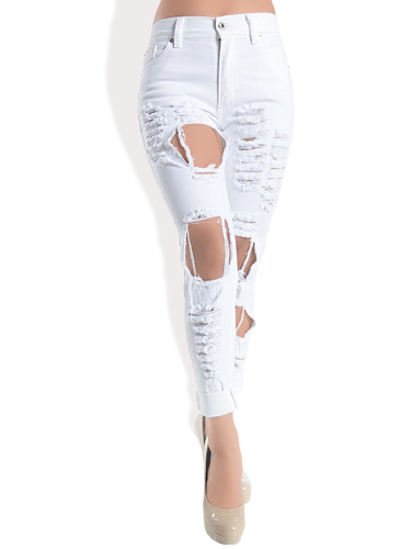 Cheap Ripped Jeans Online - Xtellar Jeans